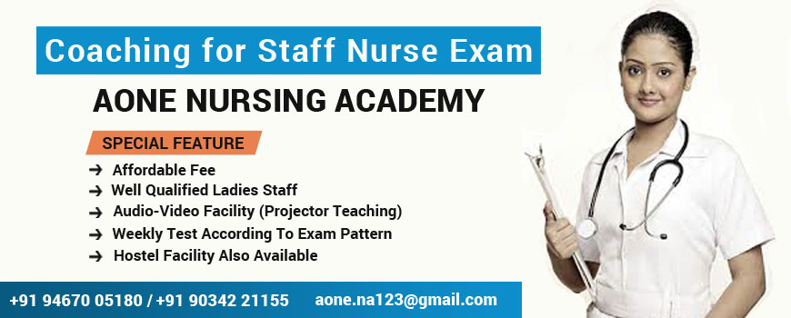 Staff Nurse Exam Coaching Bahadurgarh,Staff Nurse Exam coaching Rohtak,Staff Nurse Exam coaching Delhi,Staff Nurse Exam coaching Delhi NCR