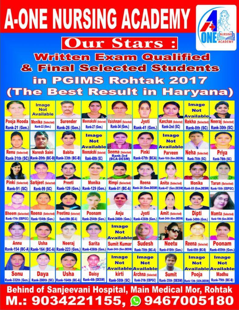 BPS Govt. Medical College for Women, Sonepat Staff Nurse Vacancies April 2017|Aone Nursing Academy|Best Nursing Academy in Haryana,Delhi,Delhi NCR,Gurgaon,Rohtak and in India